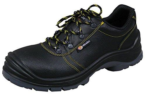 Alba & N csc200smks347Scarpe di sicurezza bassa dimensioni 47