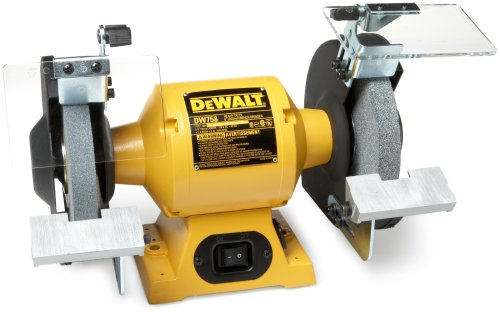 Dewalt Dw758 8 Inch Bench Grinder Industrial Supply