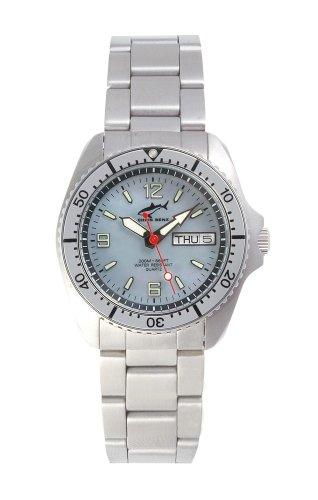 Chris Benz One Medium CBM-H-SI-MB Reloj unisex Reloj de Buceo