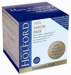 Biocare Patrick Holford Range - 100% Health Pack, 28 Days