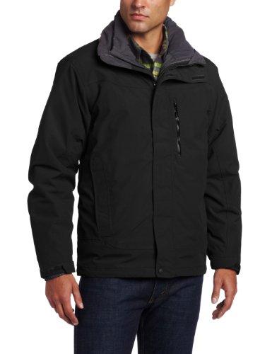 Marmot Bastione Men's Waterproof Component Jacket - Black, Medium