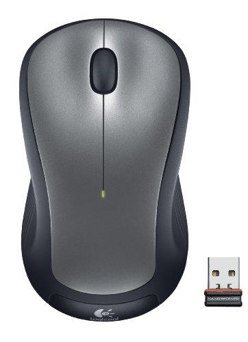 ロジクール ワイヤレスマウス m310t シルバー M310tSV