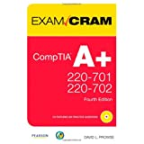 CompTIA A+ 220-701 and 220-702 Exam Cram (Exam Cram (Pearson))by David L. Prowse