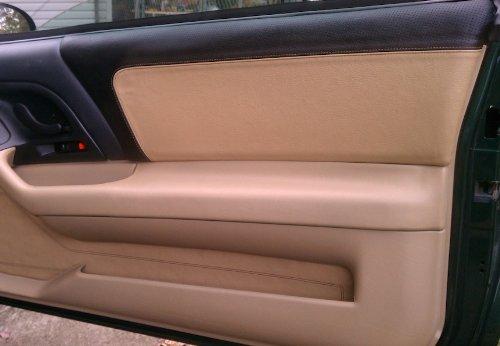 Chevrolet Camaro 1997-02 front door panels by RedlineGoods (1997 Camaro Door Panel compare prices)