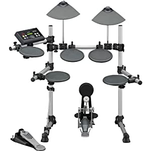 Yamaha DTX500 Series DTX500K Electronic Drum Set Pre-assembled Rack System
