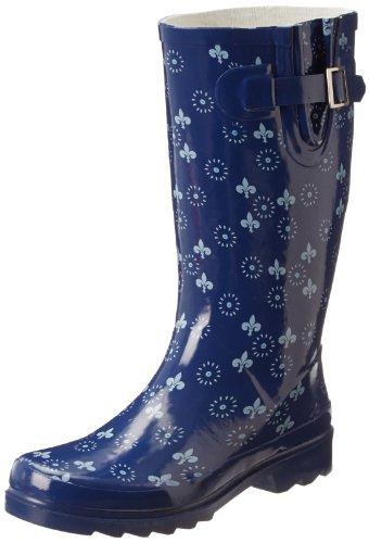 Western Chief Women's Scattered Fleur Rain Boot