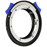 Fotodiox Pro Cine Lens Mount Adapter, Nikon G Lens to Canon EOS Camera such as EOS 7D, 5D, 60D & Rebel T3