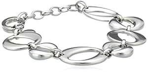 FOSSIL Damen Armband Edelstahl 17,3 cm + 4,5 cm Verlängerung JF85234040