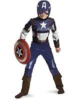 Captain America Movie Child Classic Costume
