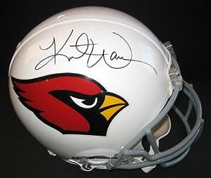 Kurt Warner Autographed Arizona Cardinals Helmet