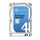 Seagate シーゲイト 内蔵ハードディスク Enterprise NAS HDD 4TB ( 3.5 インチ / SATA 6Gb/s / 7200rpm / 128MB ) 正規輸入品 ST4000VN0001