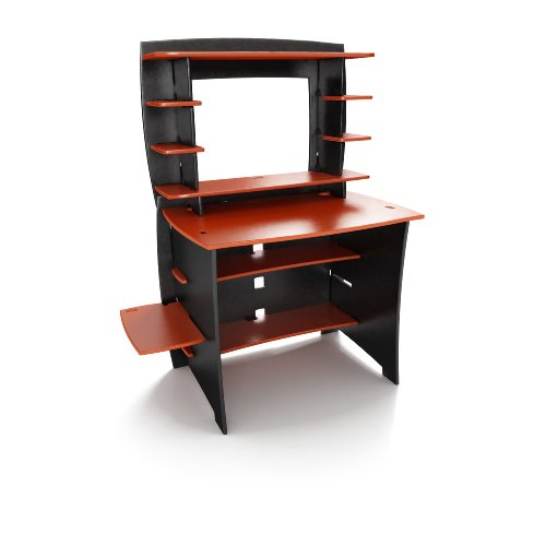 This Deals Legare 36 Inch Student Desk With Hutch Red And