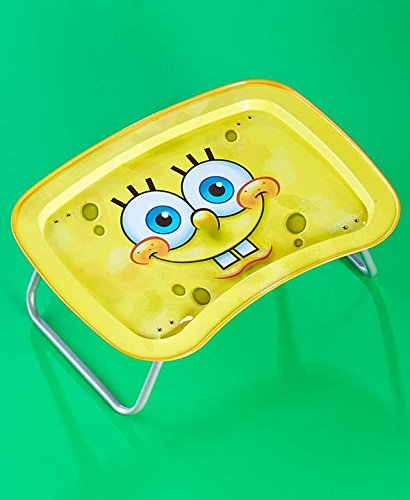 SpongeBob Snack & Play Tray (Kids Metal Tv Tray compare prices)
