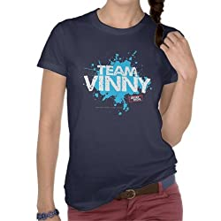 Jersey Shore: Team Vinny Tee - Girls
