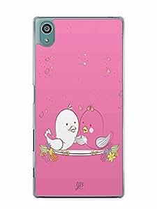 YuBingo Love Birds Designer Mobile Case Back Cover for Sony Xperia Z5