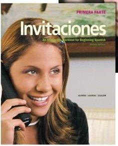 Invitaciones An Interactive Worktext for Beginning Spanish, Primera Parte) PDF Download Free
