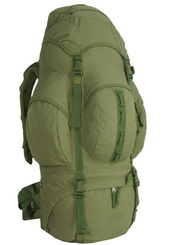 FORCES 99L OLIVE BACKPACK/RUCKSACK ARMY MILITARY BERGEN