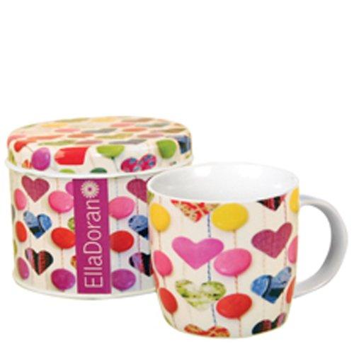 Ella Doran Smartie Love Mug in Tin