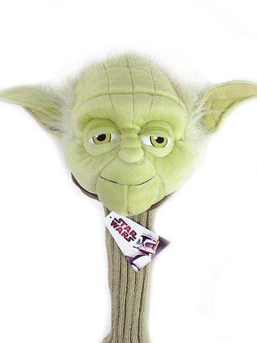 Star Wars Yoda Golf Club Driver Head Cover