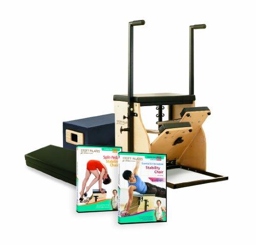Malibu Pilates Pro Chair Sculpting Handles Excercise: Jktiffany !Save Price STOTT PILATES Split-Pedal Stability