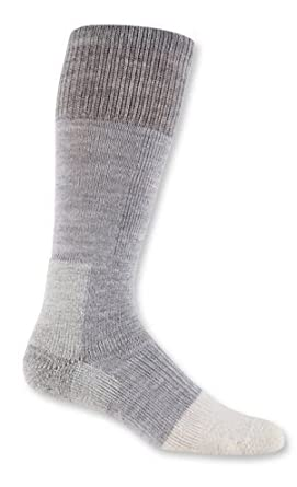 Buy Thorlo Thick Cushion Mountaineering Over-Calf Sock Large by Thorlo