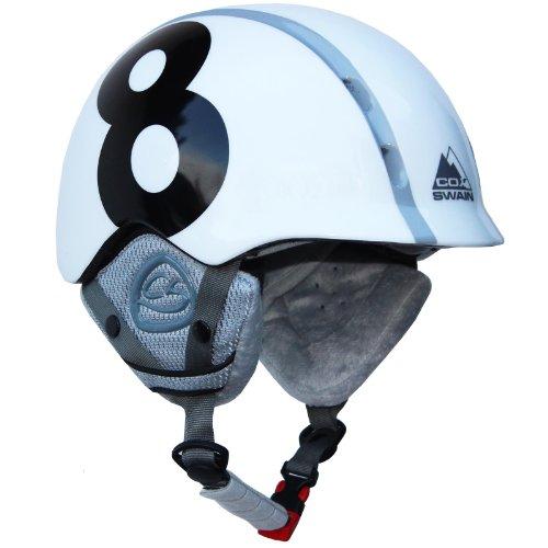 Cox Swain Kinder Ski-/Snowboard Helm TUKINO - Größenverstellbar mit Trackrad