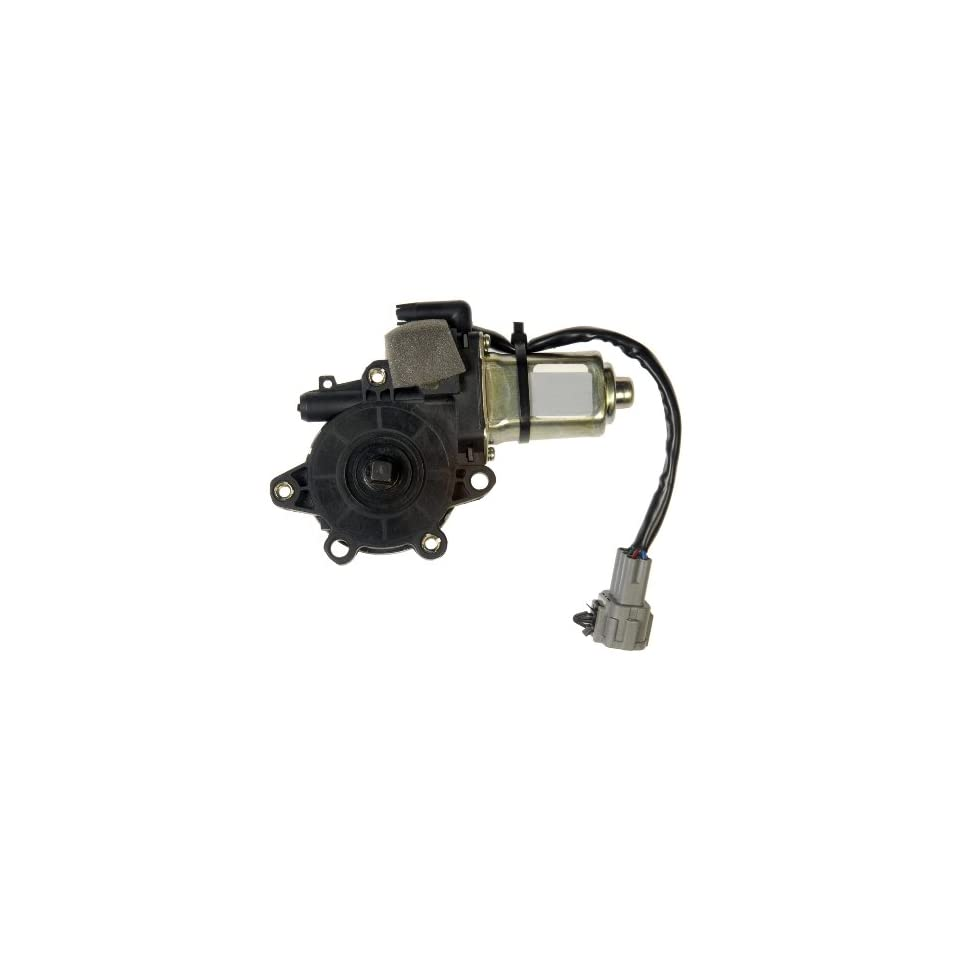 Dorman 742 507 Front Driver Side Replacement Window Lift Motor for Select Infinity/Nissan Models