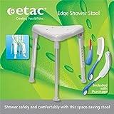 etac Edge Shower Stool Includes 3 Piece Beauty Kit
