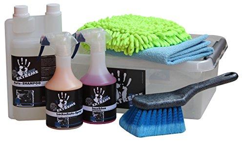 cleanextreme-set-glanzlack-glanzfolie-system-box-reinigung-pflege-autoreiniger-und-autopflegemittel-