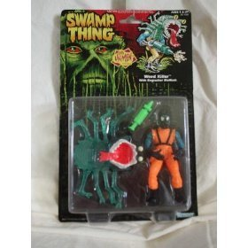 Swamp Thing Evil Un-Men Weed Killer with Bogsucker BioMask