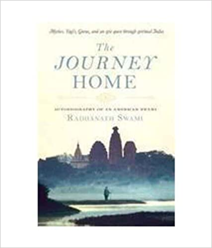 The Journey Home: Autobiography Of An American Swami price comparison at Flipkart, Amazon, Crossword, Uread, Bookadda, Landmark, Homeshop18