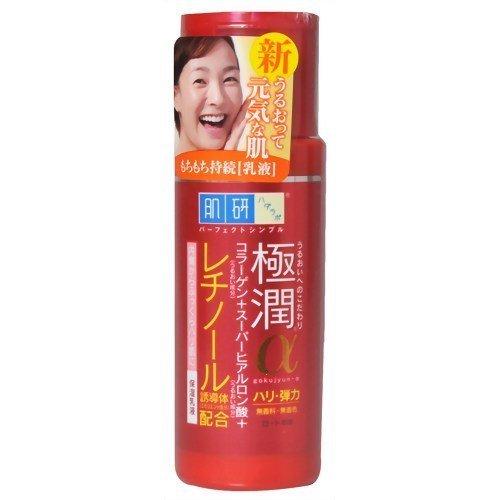 肌研 (ハダラボ)極潤α乳液 140ml