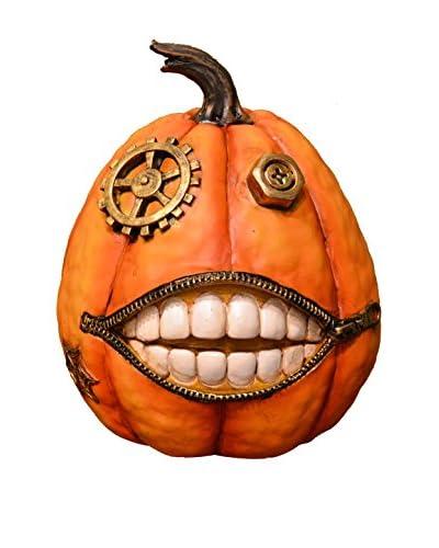 Fantastic Craft 7 Gear Steam Pumpkin, Orange