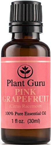 Grapefruit (Pink) Essential Oil. 30 Ml. (1 Oz.) 100% Pure, Undiluted, Therapeutic Grade.