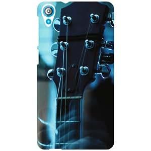 HTC Desire 820Q Back Cover - Lightning Designer Cases