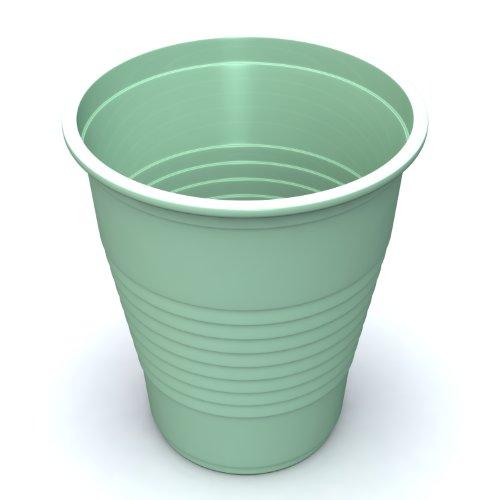 Dynarex 5 oz. Drinking Cups, Mint Green - 20/50/cs