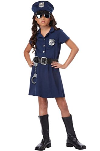 Fancy (Cops And Robbers Halloween Costumes For Girls)