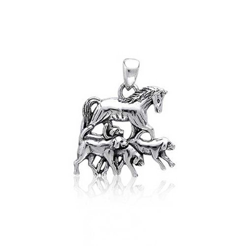 Noble Heart Horse front-967949