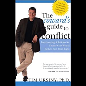 The Coward's Guide to Conflict Hörbuch