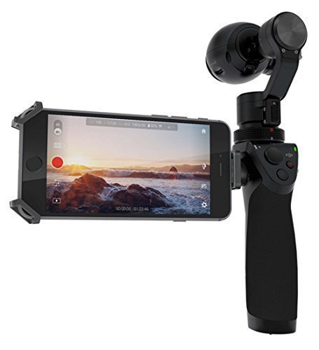 DJI OSMO (NA) Handheld Fully Stabilized 4K 12MP Camera