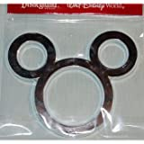 Disney Mickey Mouse Icon Car Emblem