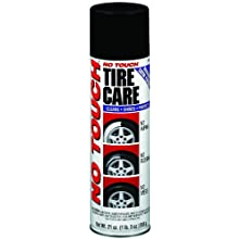 No Touch NT21-6 'Tire Shine' Original Tire Care - 21 oz.