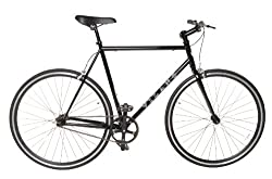 Fixed Gear Single Speed Track Bike - Fixie by Vilano
