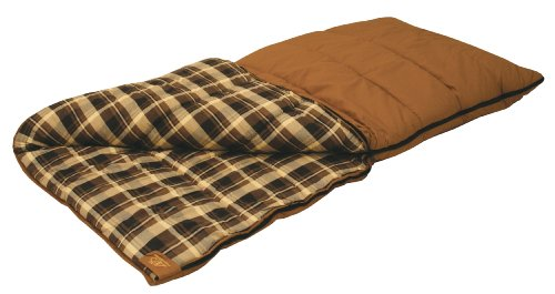 ALPS OutdoorZ Redwood Minus 25 Degree Rectangle Sleeping Bag