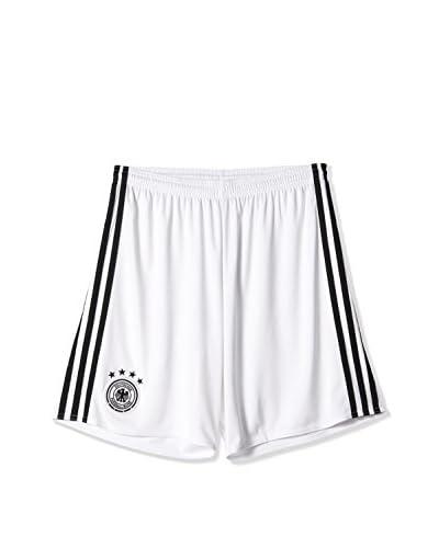 adidas Short Blanco / Negro