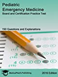 img - for Pediatric Emergency Medicine: Board and Certification Practice Test book / textbook / text book