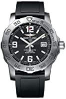 Breitling Mens Colt 44 Stainless Steel & Rubber Watch A7438710/BB50 by Breitling