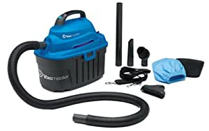 Vacmaster VJ206F 2-1/2-Gallon 2-Horesepower Wet/Dry Vacuum