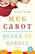 Queen of Babble by Meg Cabot cover image
