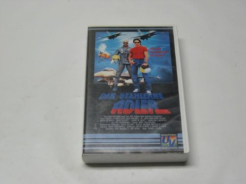 Der stählerne Adler [VHS]